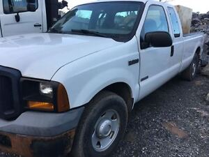 2006 Ford F-250 Diesel Automatic super cab West Island Greater Montréal image 2