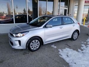 2019 Kia Rio 5-door LX+ AT; BACKUP CAM, KEYLESS ENTRY, HEATED SE