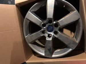"""Ford F-150 20"""" Take-Off  Rims"""
