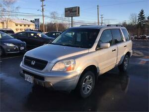 2004 Honda Pilot $4,995.00 New Inspection