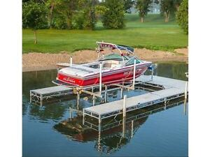 2016 ShoreMaster Hydraulic Boat Lift