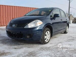 2010 Nissan Versa 1.6S/ AUTOMATIC/ AIR CONDITIONING/ POWER CONVE