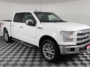 2016 Ford F-150 Lariat w/Heated&Cooled Leather Seats/ Accident F