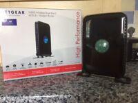 Netgear Modem Router for sale.