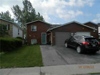 Excellent Starter Home In Courtice - Backs on to Forest