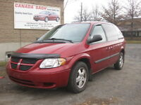 2007 Dodge Caravan FAMILY MINIVAN, 12M.WRTY+SAFETY for 5500