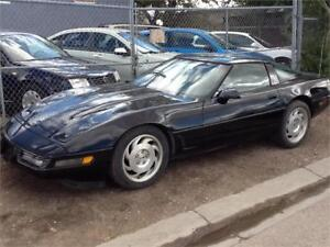 1996 Chevrolet Corvette 112kms $8995 FIRM MIDCITY 1831 SK AVE