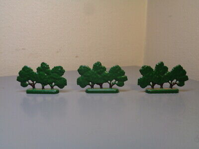 LEGO DENMARK VINTAGE 1960'S BUSHES COLLECTION VERY RARE ITEMS MINT CONDITION