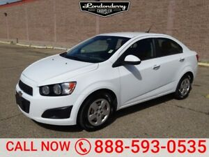 2014 Chevrolet Sonic LT Heated Seats,  Remote Start,   A/C,