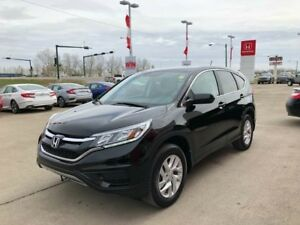 2015 Honda CR-V SE- 7 YR 130,000KM Warranty, Accident Free!
