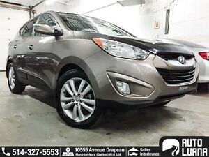 2011 Hyundai Tucson LIMITED AWD/PANO/CUIRE/BT/MAGS/COMME NEUF