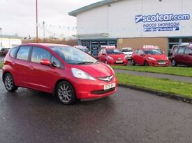 HONDA JAZZ 1.3 I-VTEC SI One Previous Owner, FSH (red) 2010