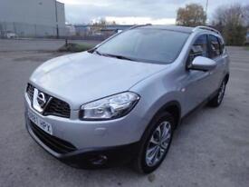LHD 2013 Nissan Qashqai + 2 Diesel 1.5 dci 7 Seats 5 Door SPANISH REGISTERED