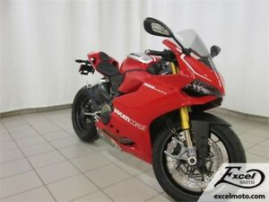 2013 DUCATI PANIGALE 1199RR ROUGE