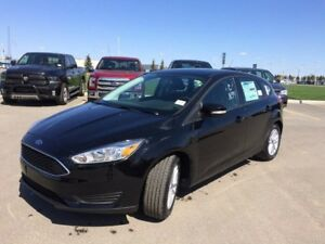 2017 Ford Focus SE, 200A, SYNC, REAR CAMERA, HEATED SEATS, HEATE