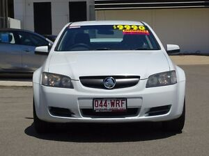2006 Holden Commodore VE V White 4 Speed Automatic Sedan Garbutt Townsville City Preview