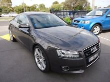 2010 Audi A5 8T MY11 3.0 TDI Quattro Grey 7 Speed Automatic Coupe Mentone Kingston Area Preview