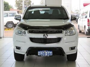 2014 Holden Colorado RG MY14 LTZ (4x4) White 6 Speed Automatic Crewcab Morley Bayswater Area Preview