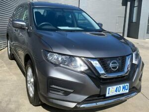 2019 Nissan X-Trail T32 Series II ST X-tronic 2WD Grey 7 Speed Constant Variable Wagon North Hobart Hobart City Preview