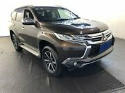 2017 Mitsubishi Pajero Sport MY17 GLS (4x4) 7 Seat Brown 8 Speed Automatic Wagon Clemton Park Canterbury Area Preview