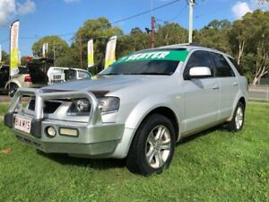 2010 Ford Territory SY Mkii TX (RWD) 4 Speed Auto Seq Sportshift Wagon Clontarf Redcliffe Area Preview