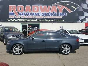2010 Audi A4 Premium PST PAID BANG AND OLUFSEN