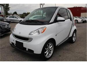 2010 SMART FORTWO PASSION, CLEAN CARPROOF, A/C, SIEGES CHAUFFANT