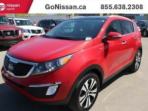 2013 Kia Sportage Leather, AWD, air!!