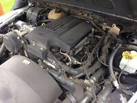 Land Rover 2.2tdci puma engine