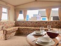 Double Glazed Static caravan for sale in Kent nr Rye Hastings Camber