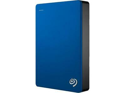 Seagate Backup Plus 5TB USB 3.0 Portable External Hard Drive - STDR5000102 (Blue