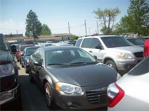 2004 Chrysler Sebring LXi RUNS GREAT LOW KLMS AS-IS DEAL