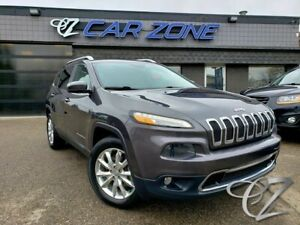 2016 Jeep Cherokee Limited V6 NAVI PANOROOF