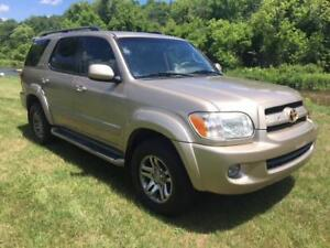 2006 Toyota Sequoia, LIMITED 4WD