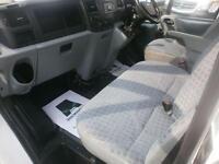 Ford Transit T350 MWB Tdci 100Ps [Drw] Single Cab DIESEL MANUAL WHITE (2014)