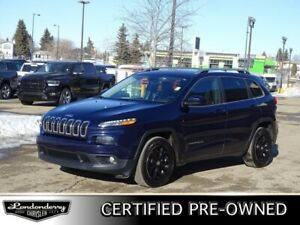2015 Jeep Cherokee NORTH Accident Free,  Heated Seats,  Back-up