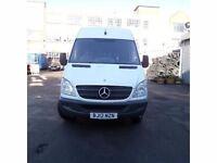 FINANCE AVAILABLE GOOD, BAD OR NO CREDIT**Mercedes-Benz Sprinter 2.1TD 313CDI MWB Panel Van **