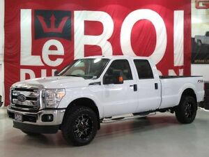 Ford F-350 XLT FX4 PACKAGE LONG BOX 2014