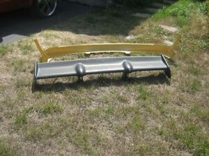 Rear universal trunk  wing for sale