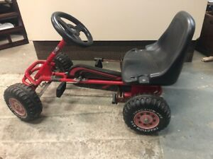 Next traction 4 X 4 kids peddle go cart