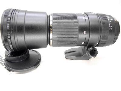 200-500mm Zoomobjektiv Super-Teleobjektiv Telezoom Fernobjektiv für Nikon Nikon F5, F100