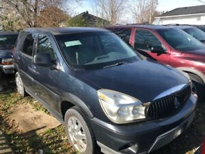 2005 Buick Rendezvous Fully Certified! Fully Certified and Etest