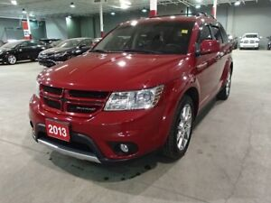 2013 Dodge Journey R/T AWD *(NAVIGATION)*