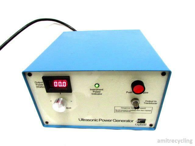 Cepheid UPG001 Ultrasonic Power Generator Laboratory