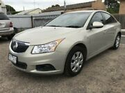 2011 Holden Cruze JH MY12 CD Gold 6 Speed Automatic Sedan Geelong Geelong City Preview