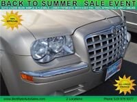 2008 Chrysler 300 LIMITED Sedan with Sunroof, Leather, APPLY NOW