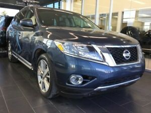 2015 Nissan Pathfinder PLATINUM, HEATED/COOLED SEATS, NAVI, DVD