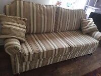 Lovely large 2 seater sofa