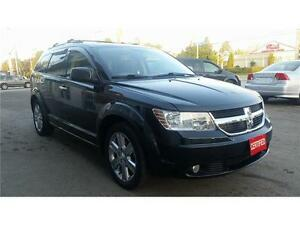 2009 Dodge Journey R/T AWD Back Up Camera Accident Free