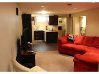 Georgeous reno'd lower suite in desirable argyll